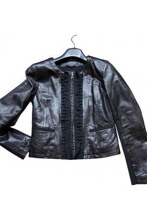 Max Mara \N Leather Jacket for Women