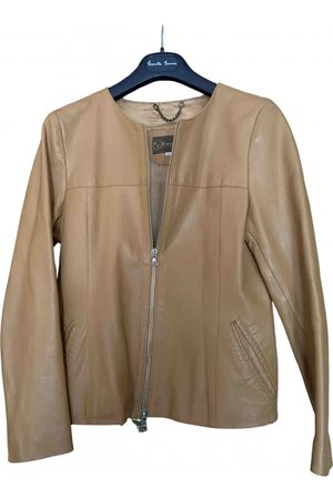 A.ï.e. \N Leather Leather Jacket for Women