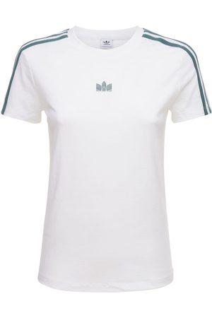 adidas Women T-shirts - Slim T-shirt