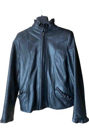Mason Garments \N Leather Leather Jacket for Women