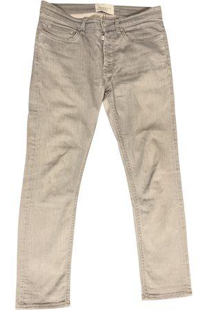 Sandro \N Cotton - elasthane Jeans for Men