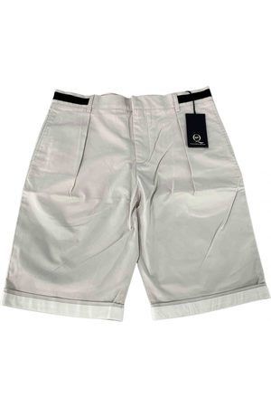 Alexander McQueen \N Cotton Shorts for Men
