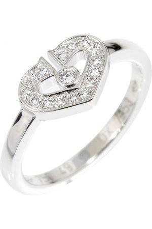 Cartier C White gold Ring for Women