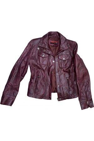 Serge Pariente \N Leather Jacket for Women