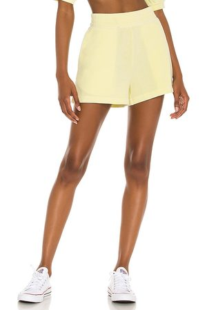 Rails Jane Short in Lemon.