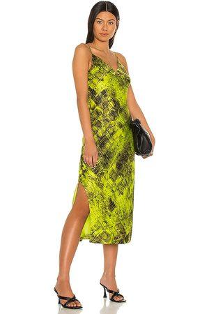 AllSaints Women Midi Dresses - Melody Mirus Dress in .