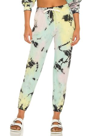 Electric & Rose Women Tracksuits - Pacifica Jogger in Blue.