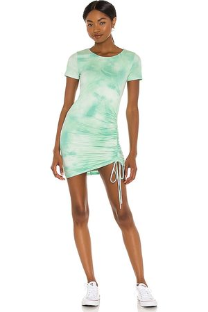 Lovers + Friends Women Bodycon Dresses - Elijah Dress in Green.