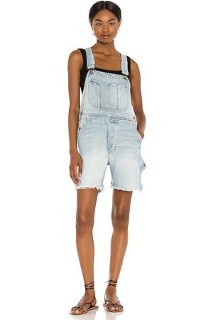 NSF Crystal Cut Off Overall in .