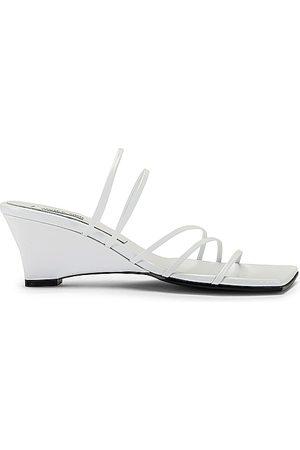 Reike Nen 5 Strap Wedge Heels in .