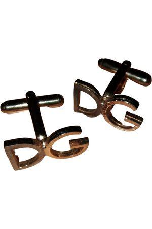 Dolce & Gabbana VINTAGE \N Steel Cufflinks for Men