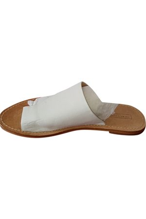 The White Company \N Leather Sandals for Women
