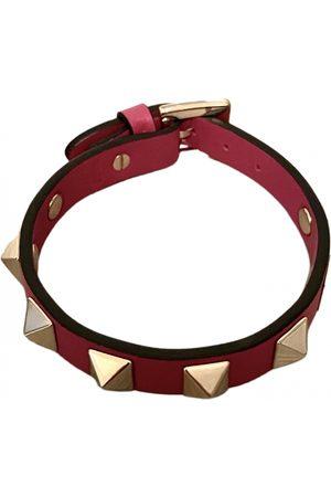 VALENTINO GARAVANI \N Leather Bracelet for Women