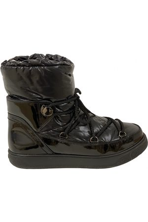Moncler \N Cloth Ankle boots for Women