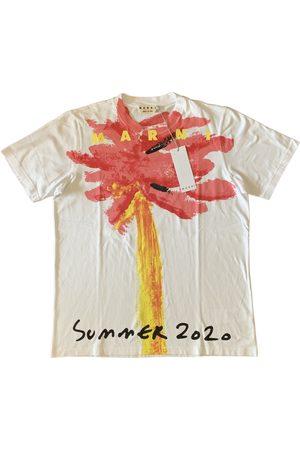 Marni \N Cotton T-shirts for Men