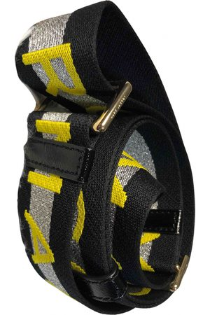 Marc Jacobs Snapshot Cotton Belt for Women