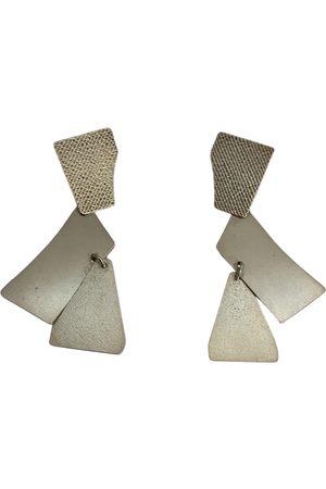 Annie Costello Brown \N Metal Earrings for Women