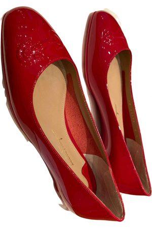 Salvatore Ferragamo \N Pony-style calfskin Ballet flats for Women