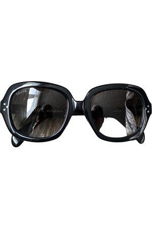 Céline Bevel Round Sunglasses for Women