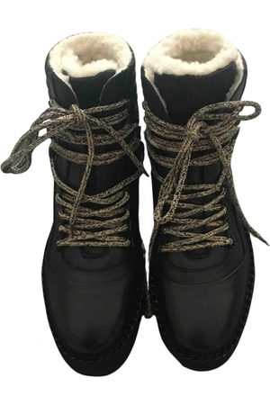 The Kooples \N Leather Ankle boots for Women
