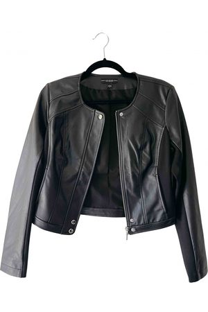 Guess \N Leather Jacket for Women