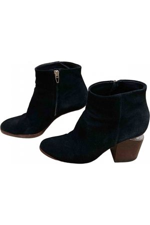 Alexander Wang \N Suede Ankle boots for Women