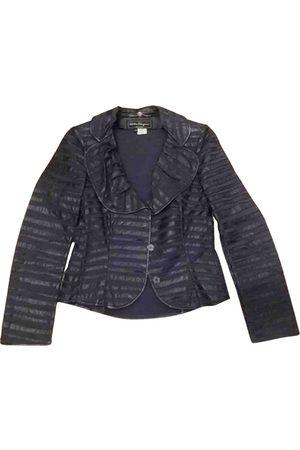 Salvatore Ferragamo \N Leather Jacket for Women