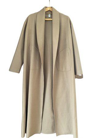 SOUVENIR \N Wool Coat for Women