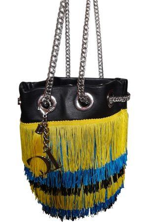 La Carrie \N Leather Handbag for Women