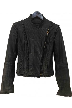 MULBERRY \N Leather Jacket for Women
