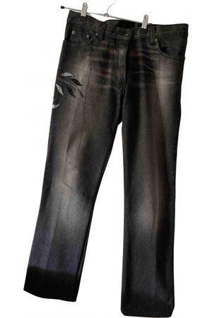 JITROIS \N Cotton Trousers for Women