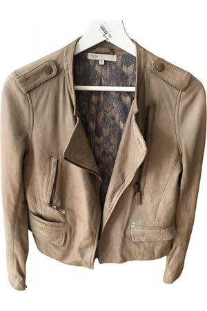 Maje \N Leather Leather Jacket for Women