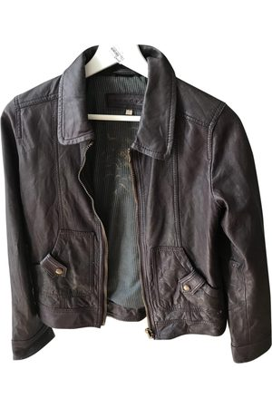 Sandro \N Leather Jacket for Women