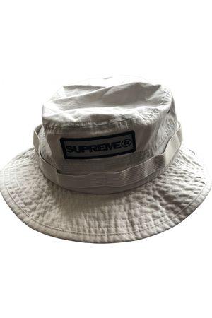 Supreme \N Linen Hat & pull on Hat for Men