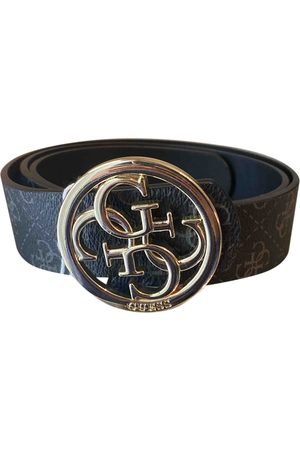 Guess \N Leather Belt for Women
