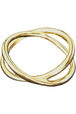 ESHVI \N Silver Ring for Women
