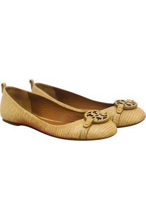 Tory Burch \N Leather Ballet flats for Women