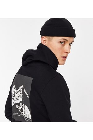The North Face Back print Graphic hoodie in Exclusive to ASOS