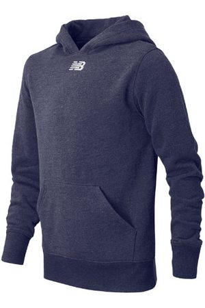 New Balance Boys Sports Hoodies - Kids' Jr NB Sweatshirt
