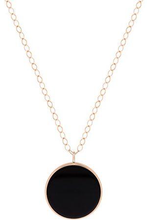 GINETTE NY Eve Onyx necklace