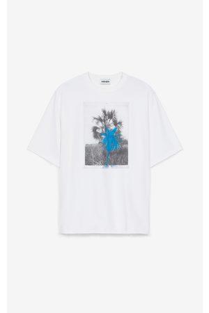 Kenzo Short Sleeve - Hawaiian Graffiti' 'High Summer Capsule' oversize T-shirt