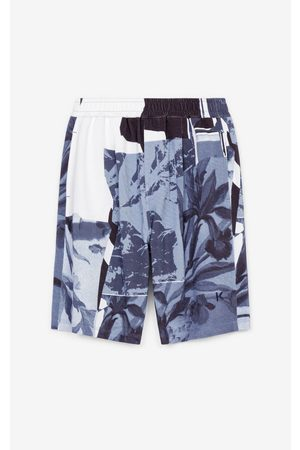 Kenzo Shorts - High Summer Capsule' 'Cut-out Flowers' shorts