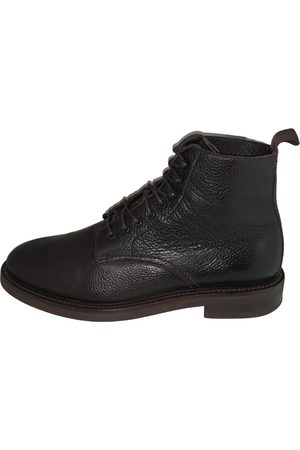 SUITSUPPLY \N Leather Boots for Men