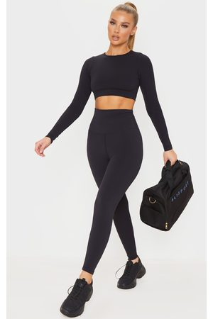 PRETTYLITTLETHING Sculpt Luxe Super High Waist Gym Legging