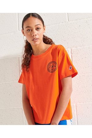 Superdry Women T-shirts - Expedition Boxy T-Shirt