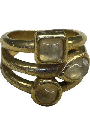 Goossens \N plated Ring for Women
