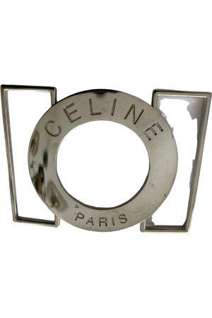 Céline \N Metal Belt for Women