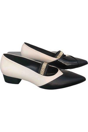 Lanvin \N Leather Ballet flats for Women