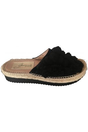 GIANNICO \N Suede Sandals for Women