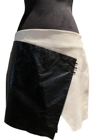 Bec & Bridge \N Leather Skirt for Women